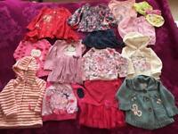 Girls age 12-18 months bundle
