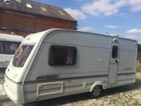2 BERTH LIGHTWEIGHT 2003 LUNAR CLUBMAN WITH END BATHROOM AND WE CAN DELIVER PLZ VIEW