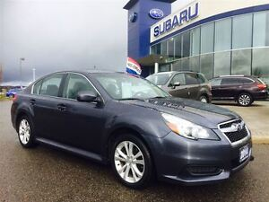 2014 Subaru Legacy 2.5i Limited Package w/EyeSight