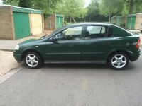 Lovely green Astra been a good family car, got us to many places with out no trouble