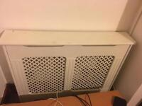 Large radiator cover