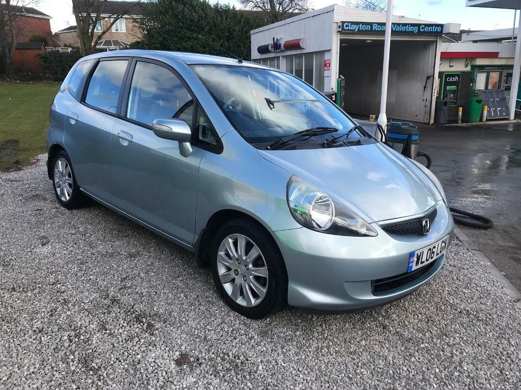 2006 HONDA JAZZ 1.4 i-DSI SE 5DR MANUAL 92000 MILES WITH FULL SERVICE  HISTORY