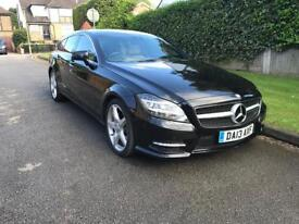 Mercedes CLS350cdi , LUXURY CAR
