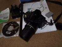 Canon SX40 HD Digital Camera