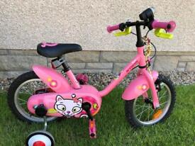 Kids starter bike - B'Twin Ticha - 2/3YO