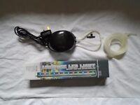 For sale LED / airstone for fish tank / aquarium