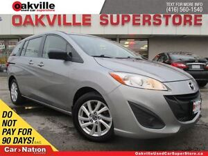 2013 Mazda MAZDA5 GS | ALLOY WHEELS | BLUETOOTH | CRUISE CONTROL