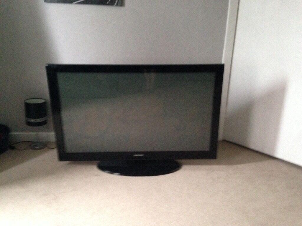 50 Quot Inch Samsung Flat Screen Tv In Grangemouth Falkirk