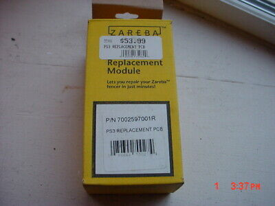 Zareba Electric Fence Controller Replacement Moduleps3 Pcb Pn 7002597001r
