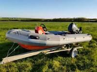 Avon Searider Rib Boat