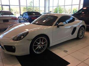 2014 Porsche Cayman S - PDK