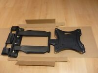 Tilt/swivel TV Wall Bracket for 32-55in sets