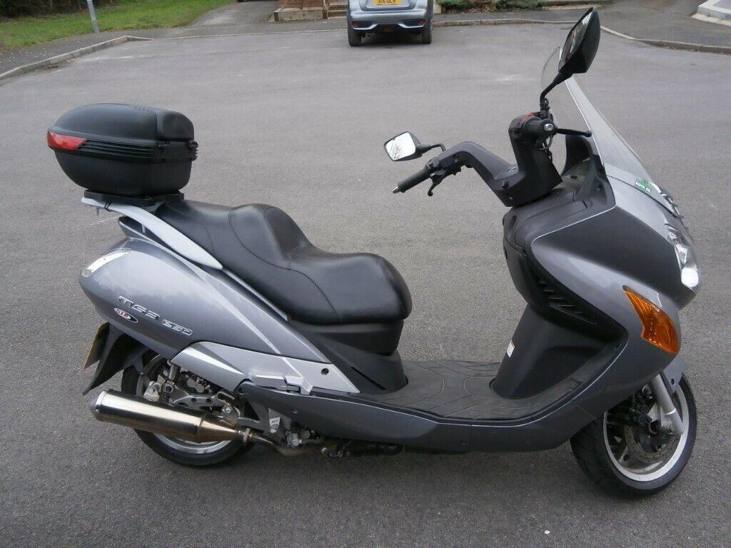 2008 hyosung ms3 250cc
