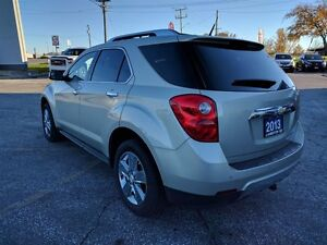 2013 Chevrolet Equinox LTZ INCREDIBLY LOW KM One Local Owner Sarnia Sarnia Area image 7