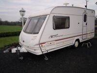 Sterling Eccles 4-5 berth, immaculate condition