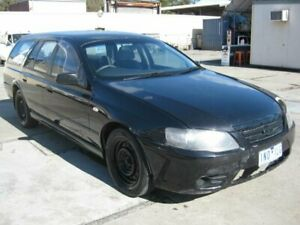 2008 Ford Falcon Wagon - Dealer used with warranties Banksmeadow Botany Bay Area Preview