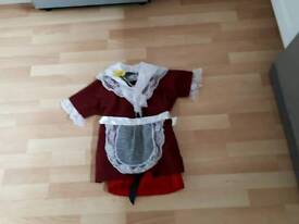 Welsh girl's costume age 3-4
