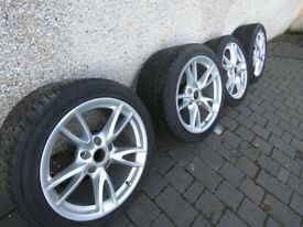 Porsche 997 4s winter wheels top condition