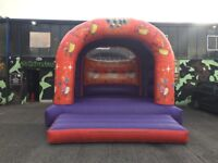 Bouncy Castle Large - Commerical - 15 x 15 Feet