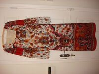 1960's long dresses