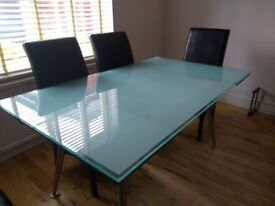 Calligaris Extending Dining Table