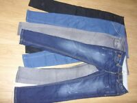 4 x Pairs of Super Skinny Ladies Jeans / Denims Bundle - Size 10 - Great Condition - £12 for the Lot