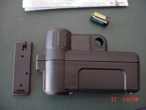 Dewalt DS300 Jobsite  Security Cable Lock Sensor Only