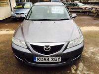 MAZADA 6 - LONG MOT - SERVICE HISTORY - 2 OWNERS - ALLOYS - VERY CLEAN - ANY TRAIL - P/X WELCOME