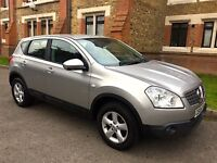 NISSAN QASHQAI 1.6 ACENTA , Full Service History Full 1 Year MOT , Economic , Immaculate Condition