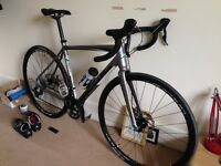 For sale all rounder road bike: Whyte Sussex RD7