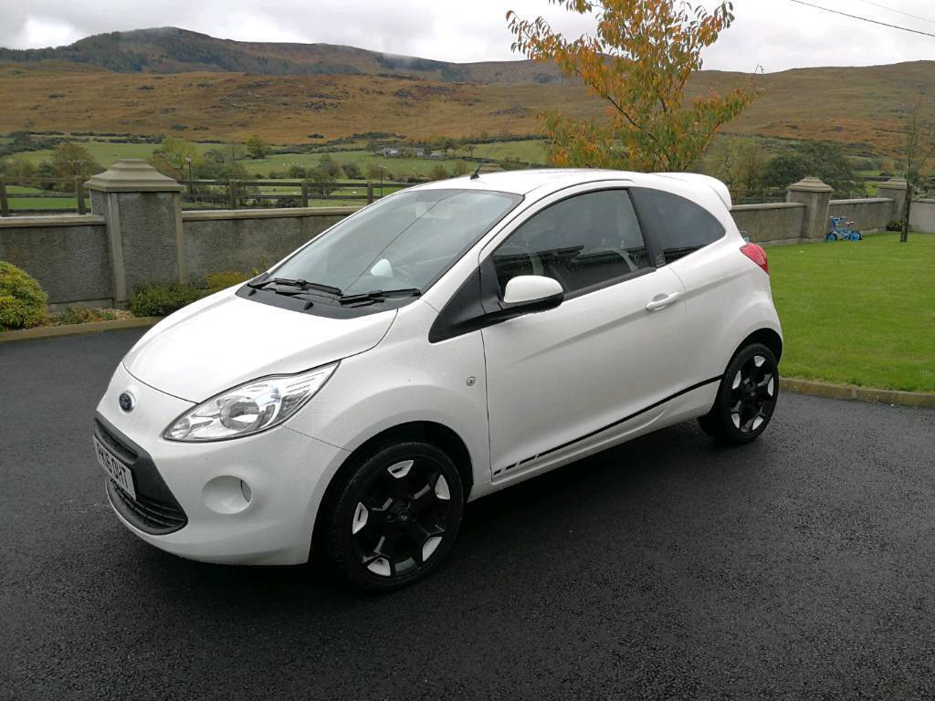 Ford Ka White Edition : ford ka white edition in newry county down gumtree ~ Pogadajmy.info Styles, Décorations et Voitures