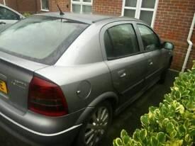 2005 Vauxhall Astra Sport