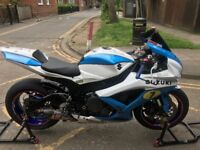 GSXR K9 750 TRACKBIKE.NO V5.ALL ENGINE NUMBER . LOTS OF EXTRAS . WELL LOOKED AFTER