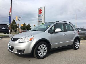 2012 Suzuki SX4 JX ~All Wheel Drive ~Clean Unit