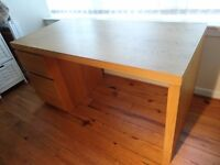 **Reduced** Ikea desk - solid and sturdy