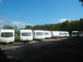 2,3,4,5,6 Berth Caravans In Maidstone Kent