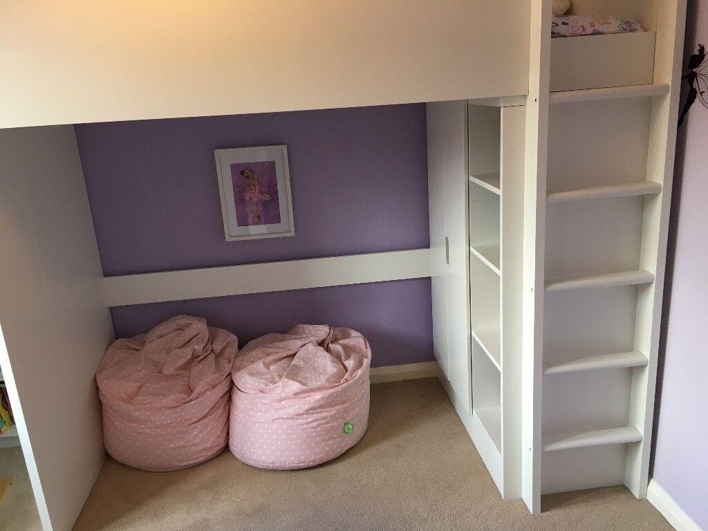 Ikea Stuva Loft Bed High Sleeper Bed In Rudgwick West