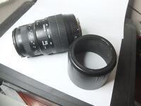 Sigma 70-300 Auto Focus lens Canon Fit