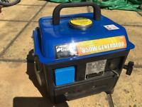Pro User 850 Watt Petrol Generator - Pre-owned.
