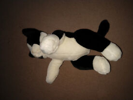 Cuddly Cat Toy from Build-a-Bear Workshop