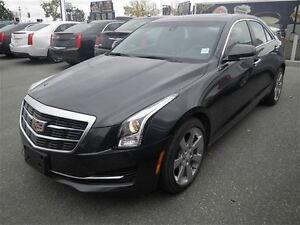 2016 Cadillac ATS 2.0L |AWD |Luxury |Leather |Sunroof