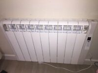ELECTRIC RADIATOR - 990 WATTS, 9 ELEMENTS