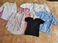 Size 10 ladies tops