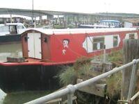 Boat - Widebeam Cruiser