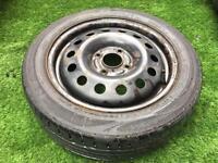 Ford Fiesta Steel Wheel 195<50<R15