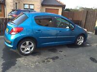 Peugeot 207 sportium HDI