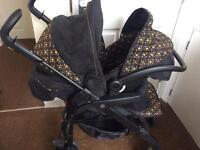 Silver cross travel system pram