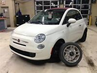 2012 Fiat 500C POP.CONVERTIBLE.MAGS.AIR CLIMATISÉ.