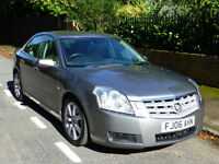 Luxury modern 2.8 litre Cadillac (built in Sweden by Saab) £2895.