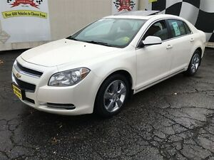 2011 Chevrolet Malibu LT Platinum Edition, Automatic,